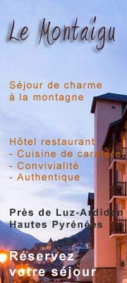 Hôtel restaurant Le Montaigu
